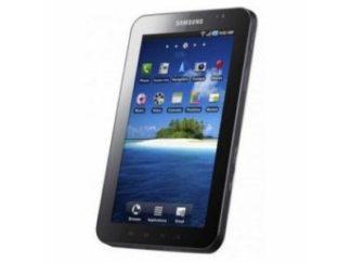 Samsung GT-P1000 Galaxy Tab entsperren