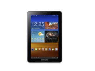 Samsung GT-P6800 Galaxy Tab 7.7 entsperren