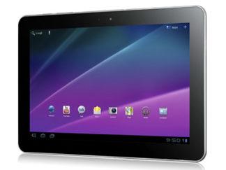 Samsung GT-P7500 Galaxy Tab 10.1 entsperren
