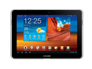 Samsung GT-P7501 Galaxy Tab 10.1 entsperren
