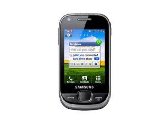 Samsung GT-S3770 entsperren