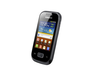 Samsung GT-S5300 Galaxy Pocket entsperren