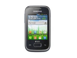 Samsung GT-S5302 Galaxy Pocket Duos entsperren
