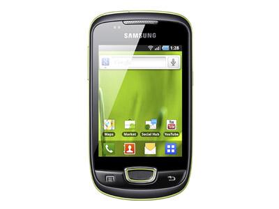 Samsung GT-S5570 Galaxy Mini entsperren