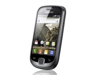 Samsung GT-S5670 Galaxy Fit entsperren