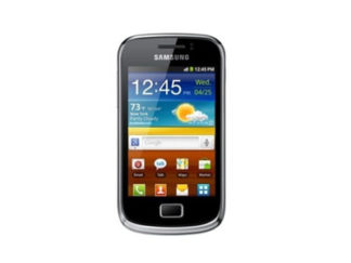 Samsung GT-S6500 Galaxy Mini 2 entsperren