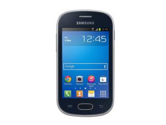 Samsung GT-S6790N Galaxy Fame Lite entsperren