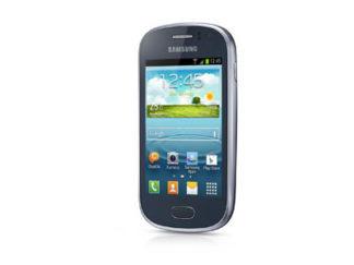 Samsung GT-S6810p Galaxy Fame entsperren