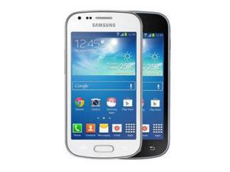 Samsung GT-S7580 Galaxy Trend plus entsperren