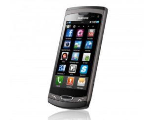 Samsung GT-S8530 Wave II entsperren