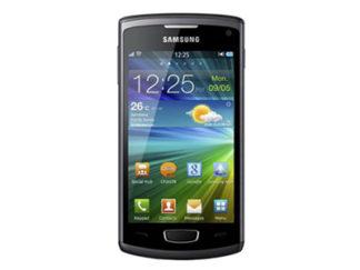 Samsung GT-S8600 Wave III entsperren