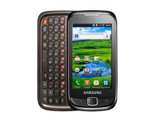 Samsung GT-i5510 Galaxy 551 entsperren