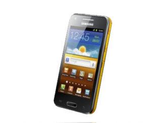 Samsung GT-i8530 Galaxy Beam entsperren