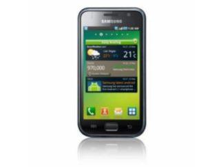 Samsung GT-i9000 Galaxy S entsperren