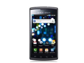 Samsung GT-i9010 Galaxy S Giorgio Armani entsperren