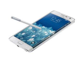 Samsung Galaxy Note Edge entsperren