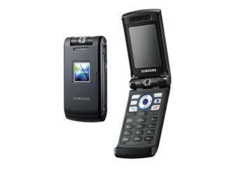 Samsung SGH-Z510 entsperren