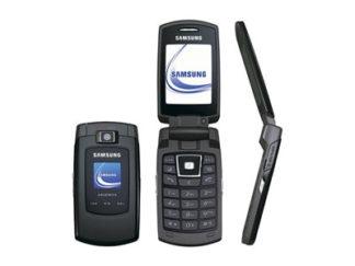 Samsung SGH-Z560 entsperren