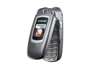 Samsung SGH-ZV40 entsperren