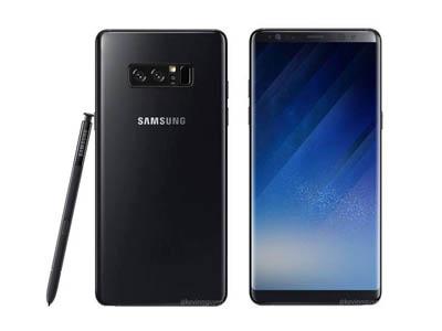 Samsung SM-N950F Galaxy Note 8 entsperren