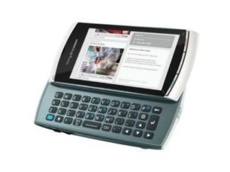 Sony Ericsson Vivaz Pro entsperren