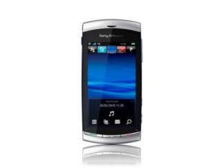 Sony Ericsson Vivaz entsperren
