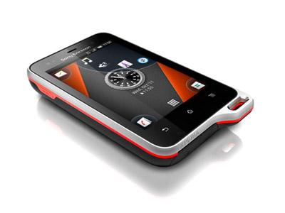 Sony Ericsson Xperia Active entsperren