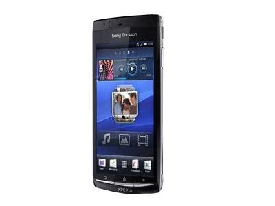 Sony Ericsson Xperia Arc entsperren