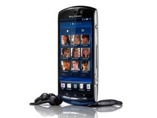 Sony Ericsson Xperia Neo entsperren