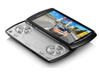 Sony Ericsson Xperia Play entsperren