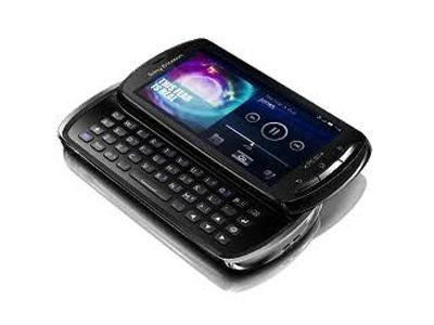 Sony Ericsson Xperia Pro entsperren