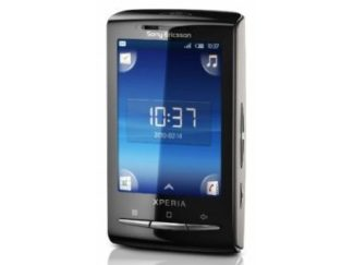 Sony Ericsson Xperia X10 Mini entsperren