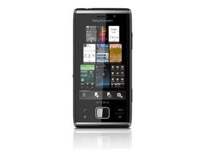 Sony Ericsson Xperia X2 entsperren