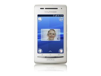 Sony Ericsson Xperia X8 entsperren