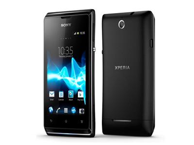 Sony Xperia E entsperren