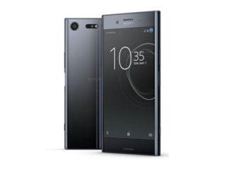Sony Xperia XZ Premium entsperren