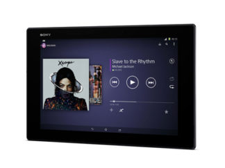 Sony Xperia Z2 Tablet entsperren