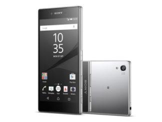 Sony Xperia Z5 premium entsperren