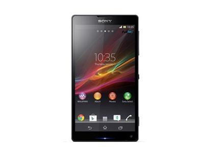 Sony Xperia ZL entsperren